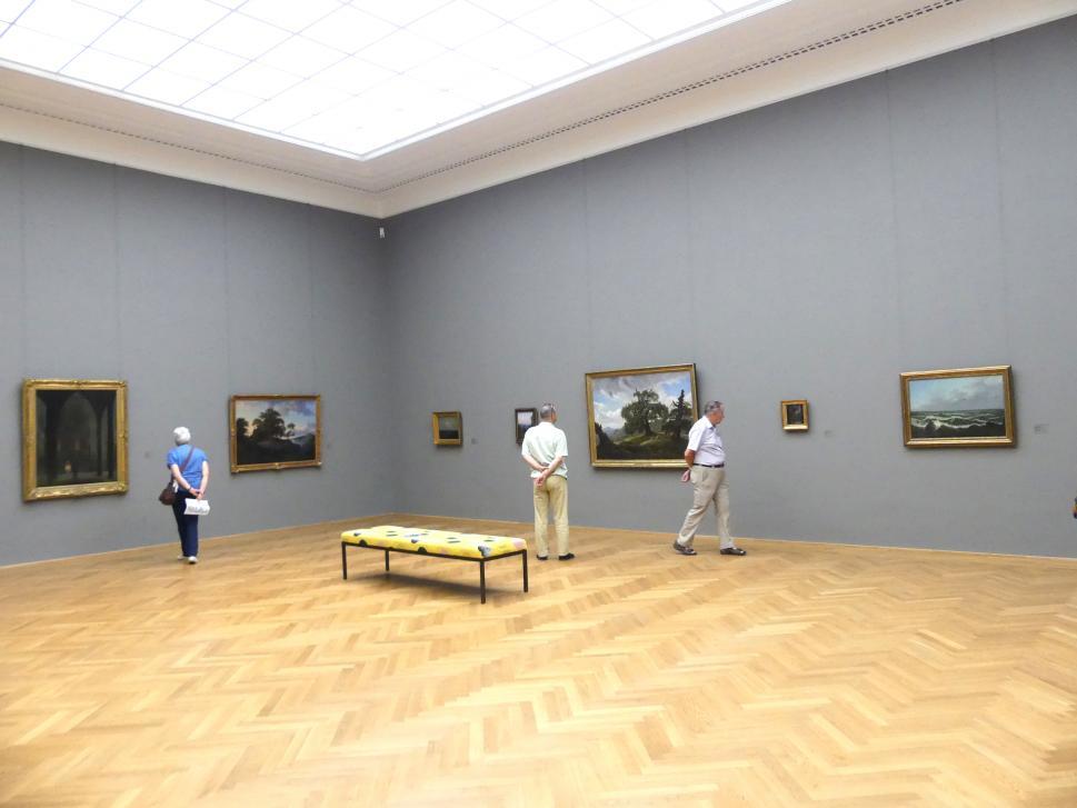 Dresden, Albertinum, Galerie Neue Meister, 2. Obergeschoss, Saal 3, Bild 1/4