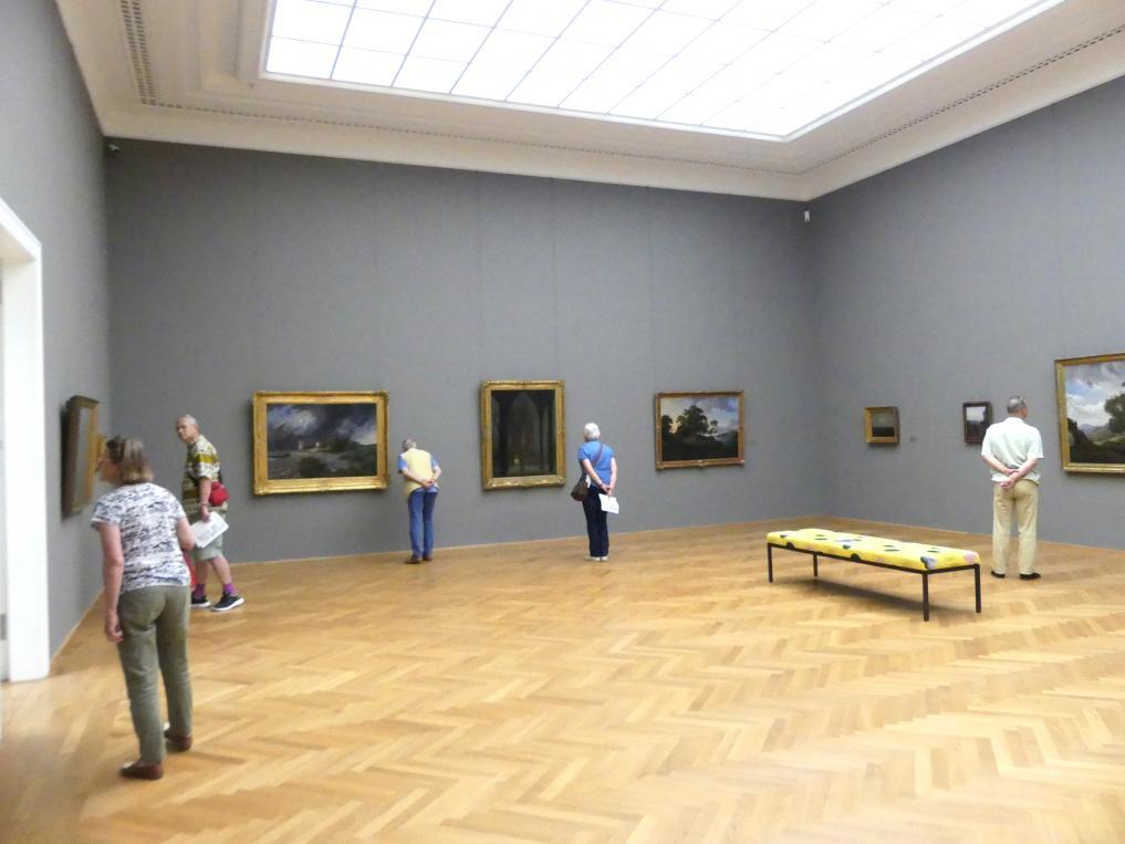 Dresden, Albertinum, Galerie Neue Meister, 2. Obergeschoss, Saal 3, Bild 2/4