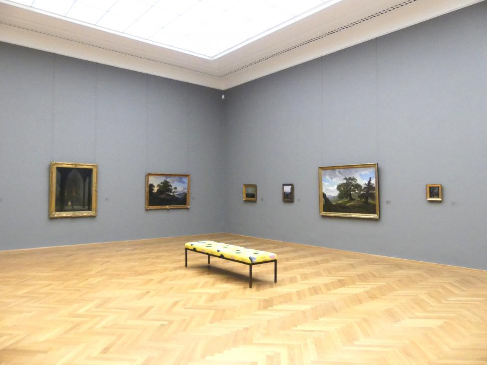 Dresden, Albertinum, Galerie Neue Meister, 2. Obergeschoss, Saal 4