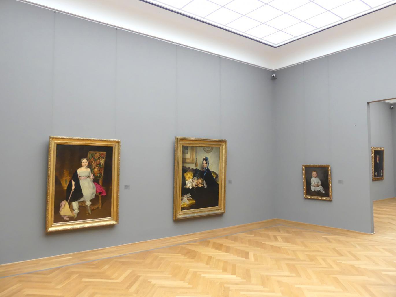 Dresden, Albertinum, Galerie Neue Meister, 2. Obergeschoss, Saal 5, Bild 2/2