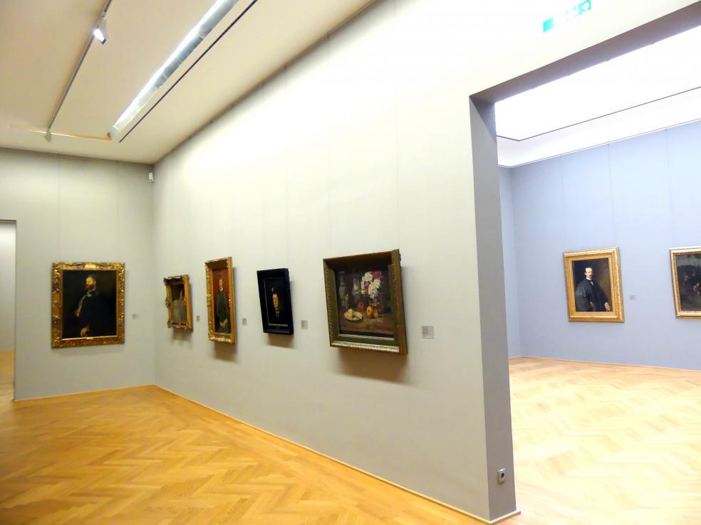 Dresden, Albertinum, Galerie Neue Meister, 2. Obergeschoss, Saal 7