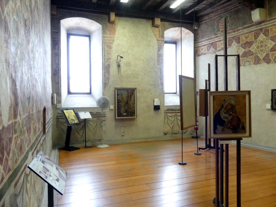 Verona, Museo di Castelvecchio, Saal 10, Bild 1/2