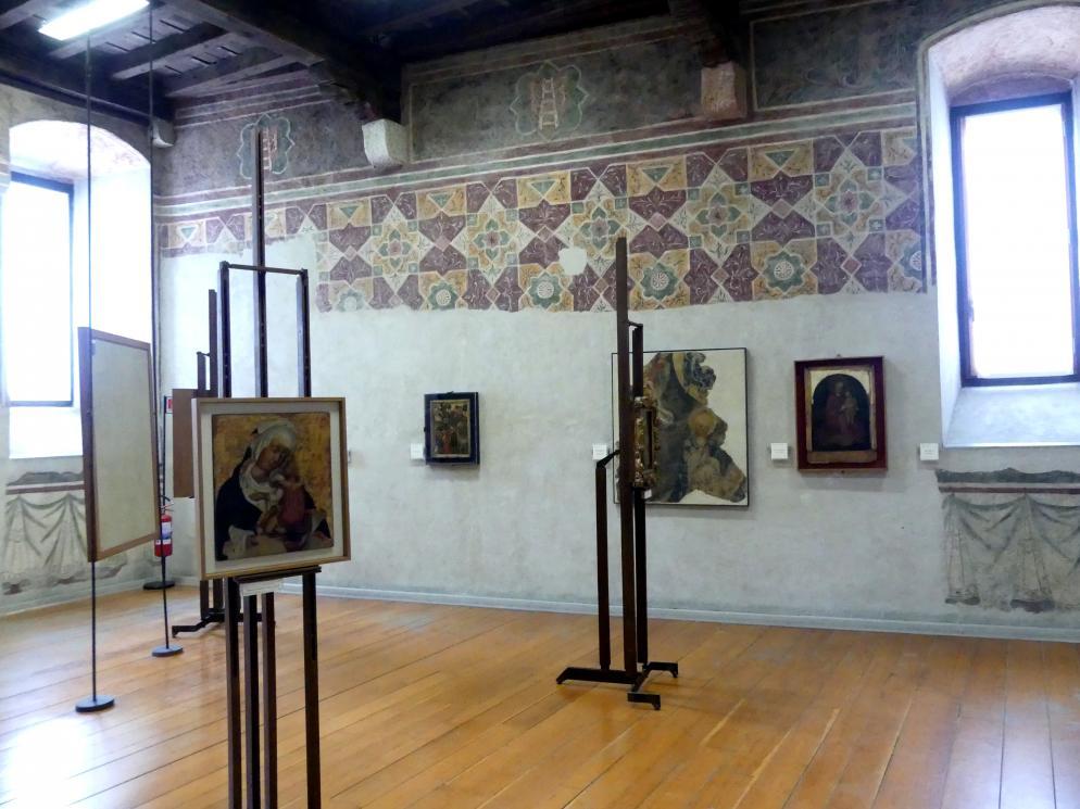 Verona, Museo di Castelvecchio, Saal 10, Bild 2/2