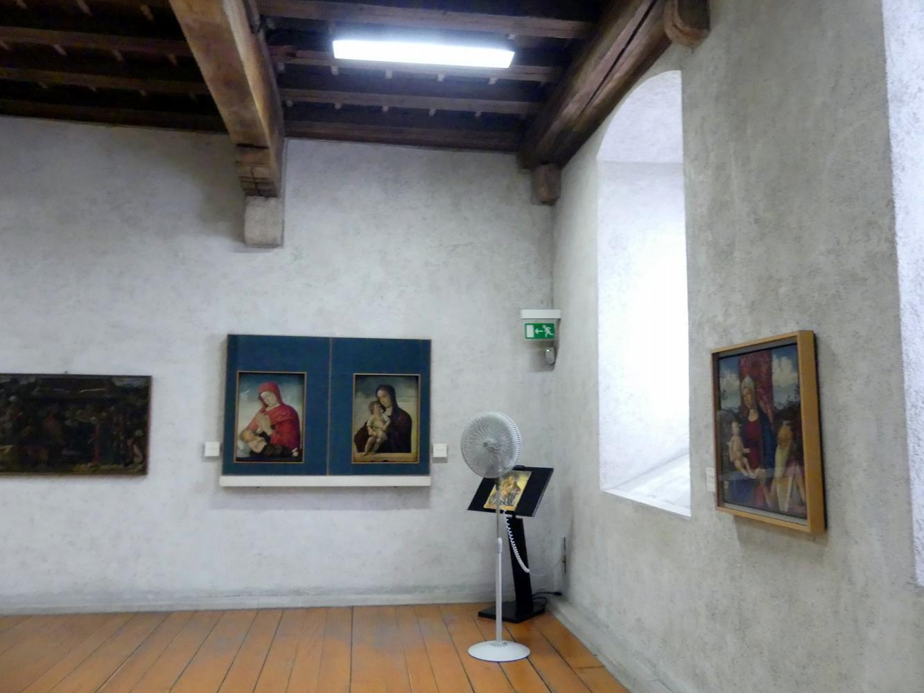 Verona, Museo di Castelvecchio, Saal 13, Bild 2/3