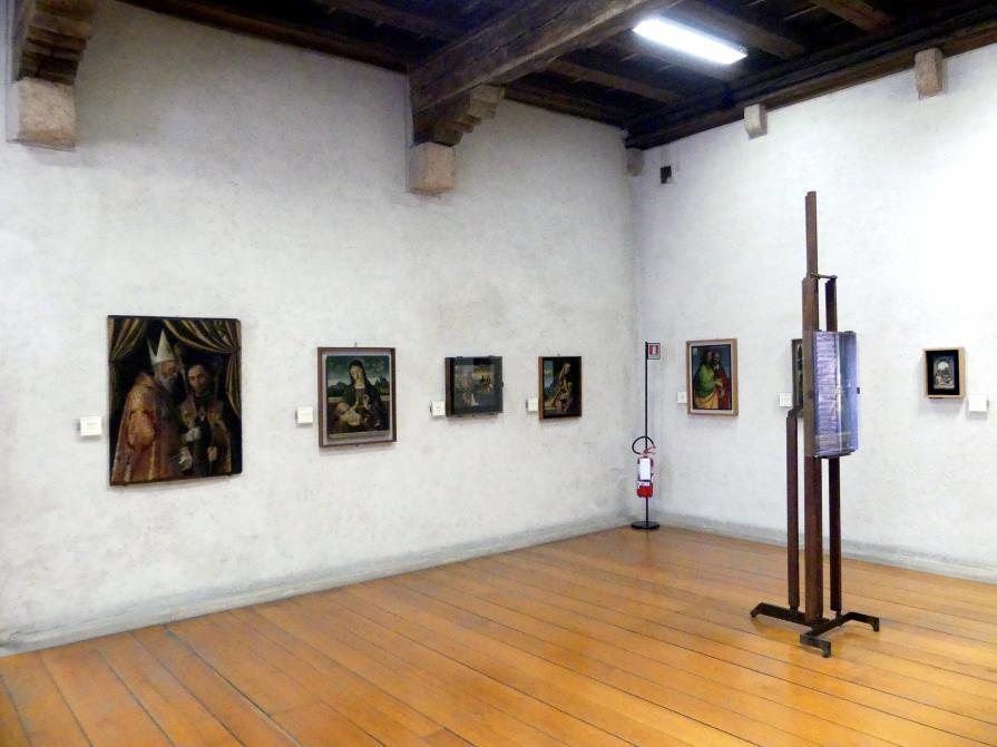 Verona, Museo di Castelvecchio, Saal 13, Bild 3/3