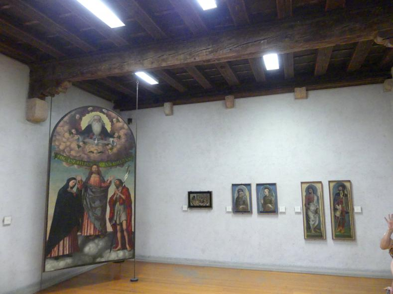 Verona, Museo di Castelvecchio, Saal 14