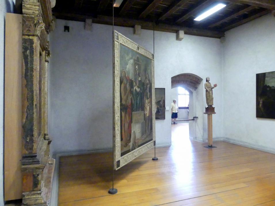 Verona, Museo di Castelvecchio, Saal 15
