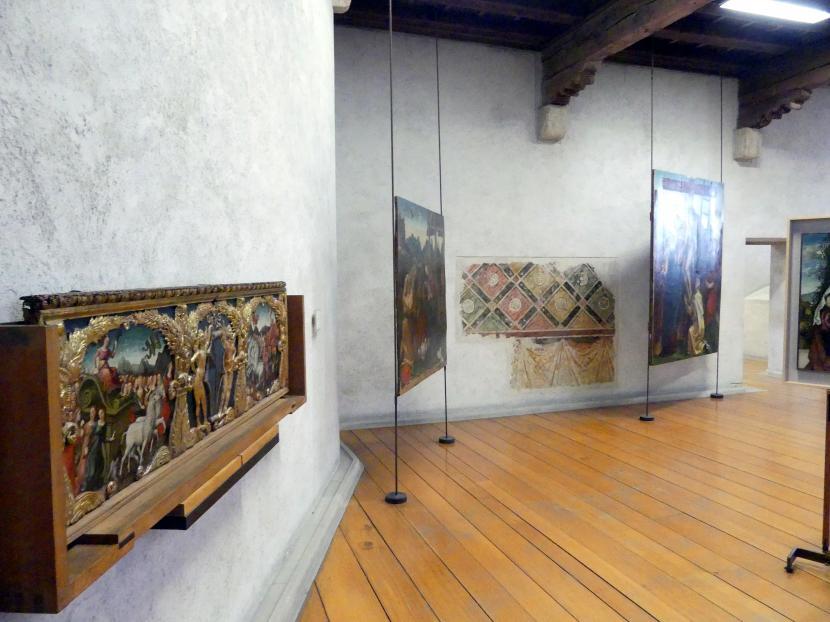 Verona, Museo di Castelvecchio, Saal 16, Bild 1/2