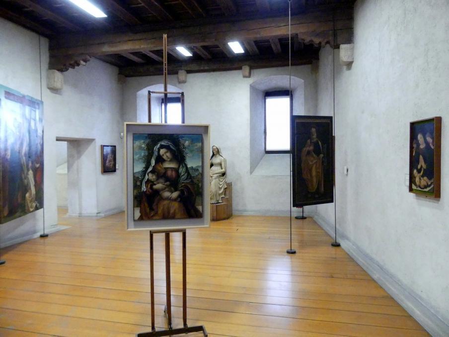 Verona, Museo di Castelvecchio, Saal 16, Bild 2/2