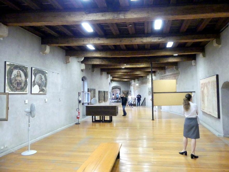 Verona, Museo di Castelvecchio, Saal 17