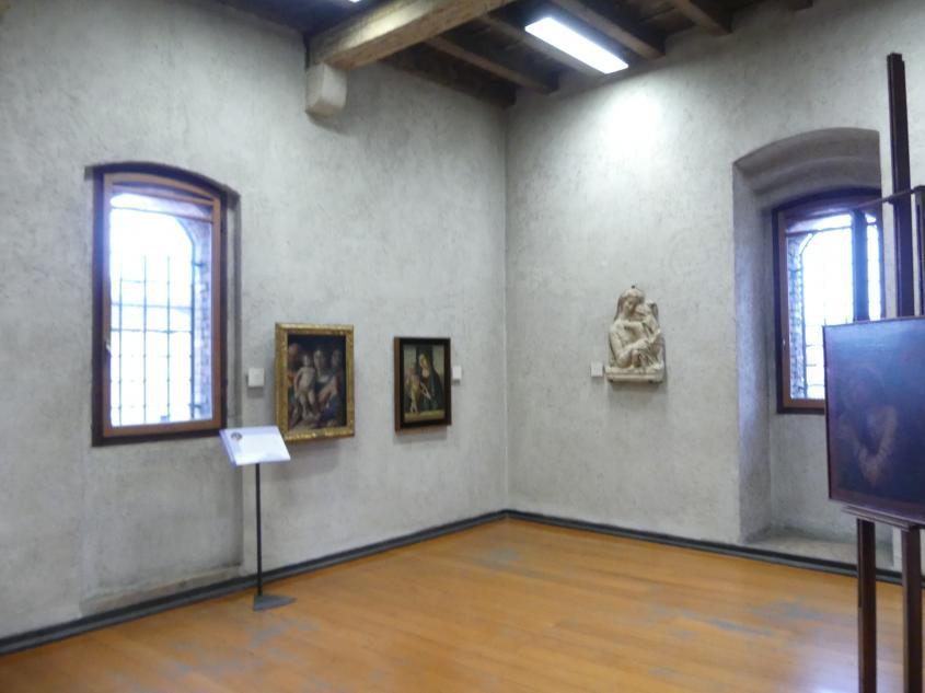 Verona, Museo di Castelvecchio, Saal 18, Bild 2/3