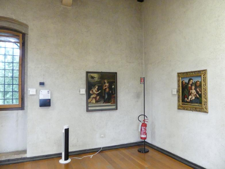 Verona, Museo di Castelvecchio, Saal 18, Bild 3/3
