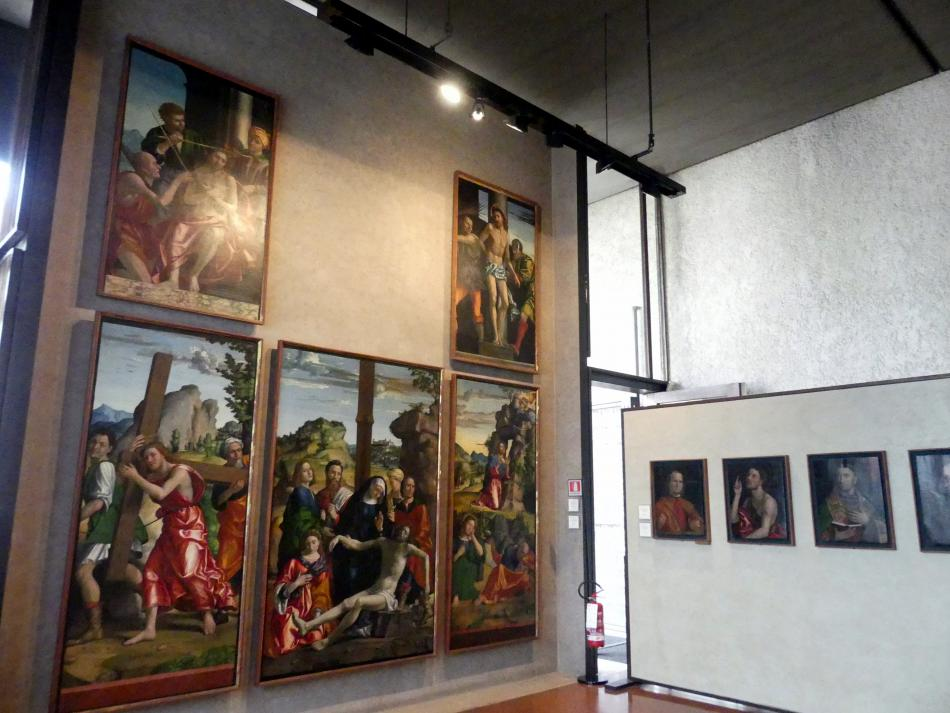 Verona, Museo di Castelvecchio, Saal 20