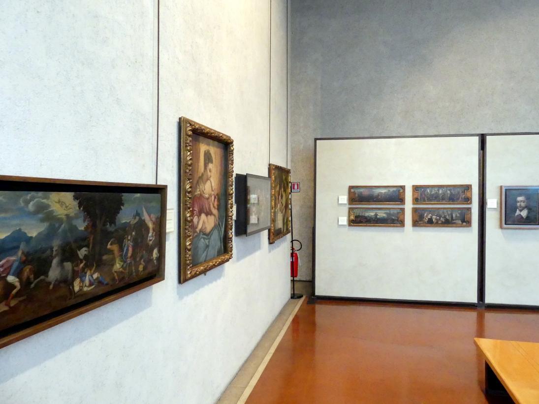 Verona, Museo di Castelvecchio, Saal 22, Bild 1/2