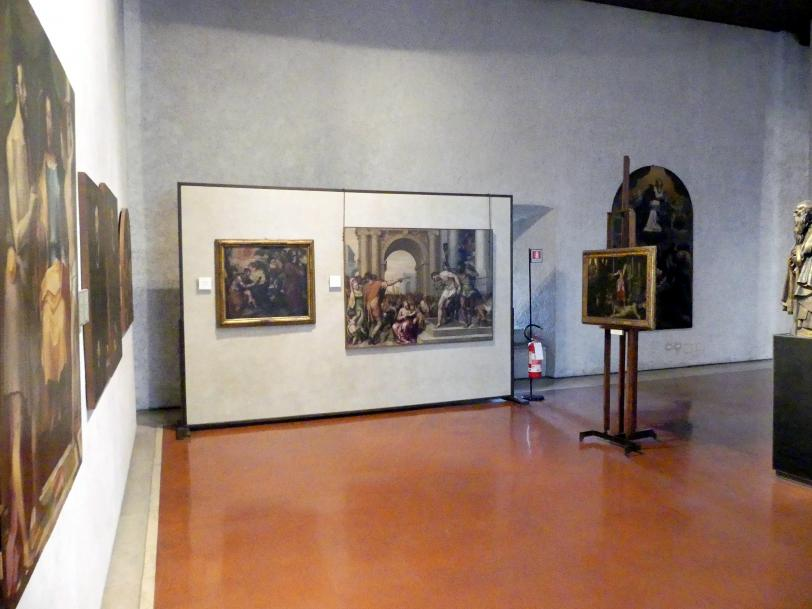 Verona, Museo di Castelvecchio, Saal 23, Bild 1/2