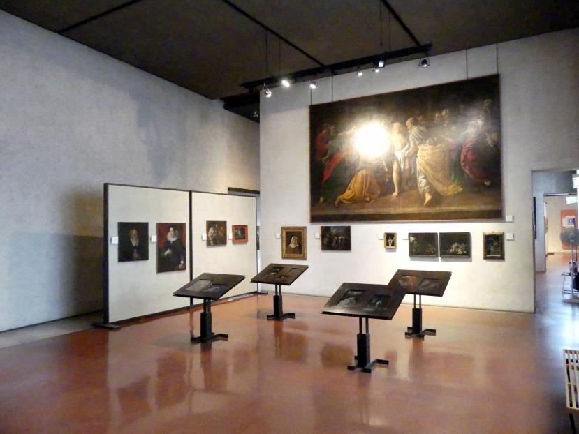 Verona, Museo di Castelvecchio, Saal 24, Bild 1/2