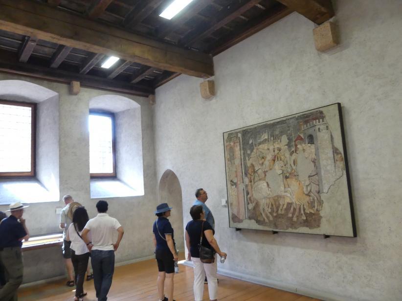 Verona, Museo di Castelvecchio, Saal 7