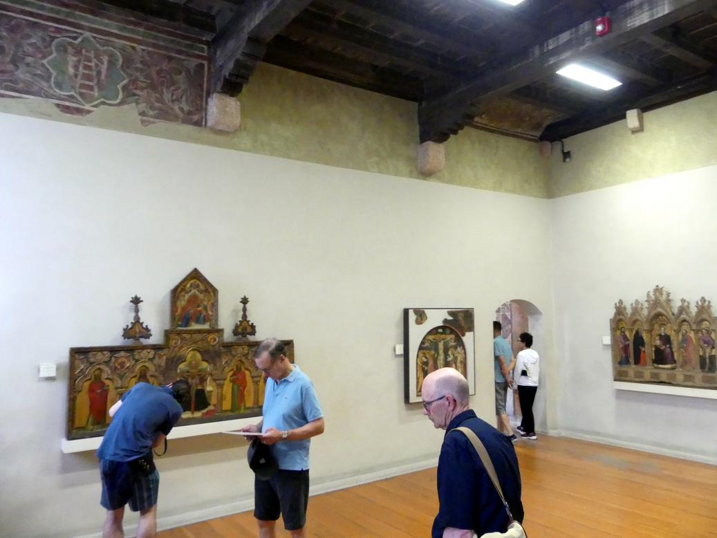 Verona, Museo di Castelvecchio, Saal 9