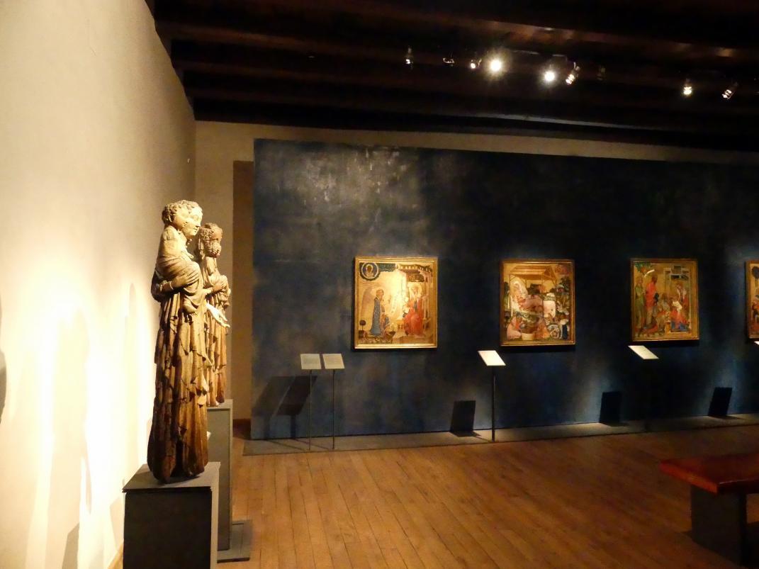 Prag, Nationalgalerie im Agneskloster, Saal B, Bild 1/2