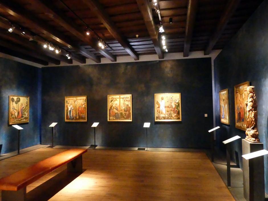 Prag, Nationalgalerie im Agneskloster, Saal B, Bild 2/2