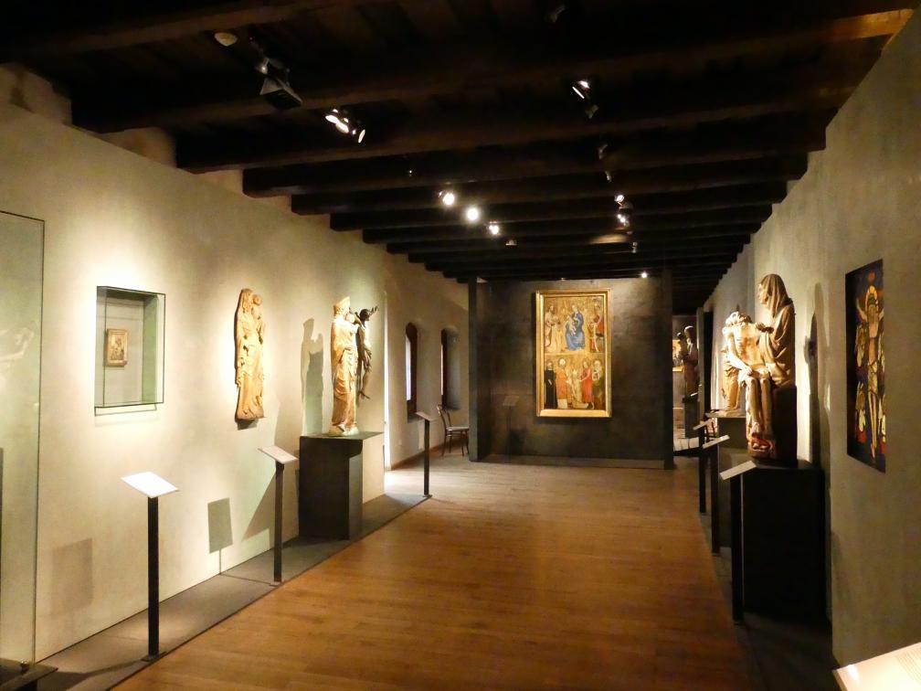 Prag, Nationalgalerie im Agneskloster, Saal D