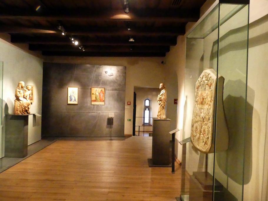 Prag, Nationalgalerie im Agneskloster, Saal F