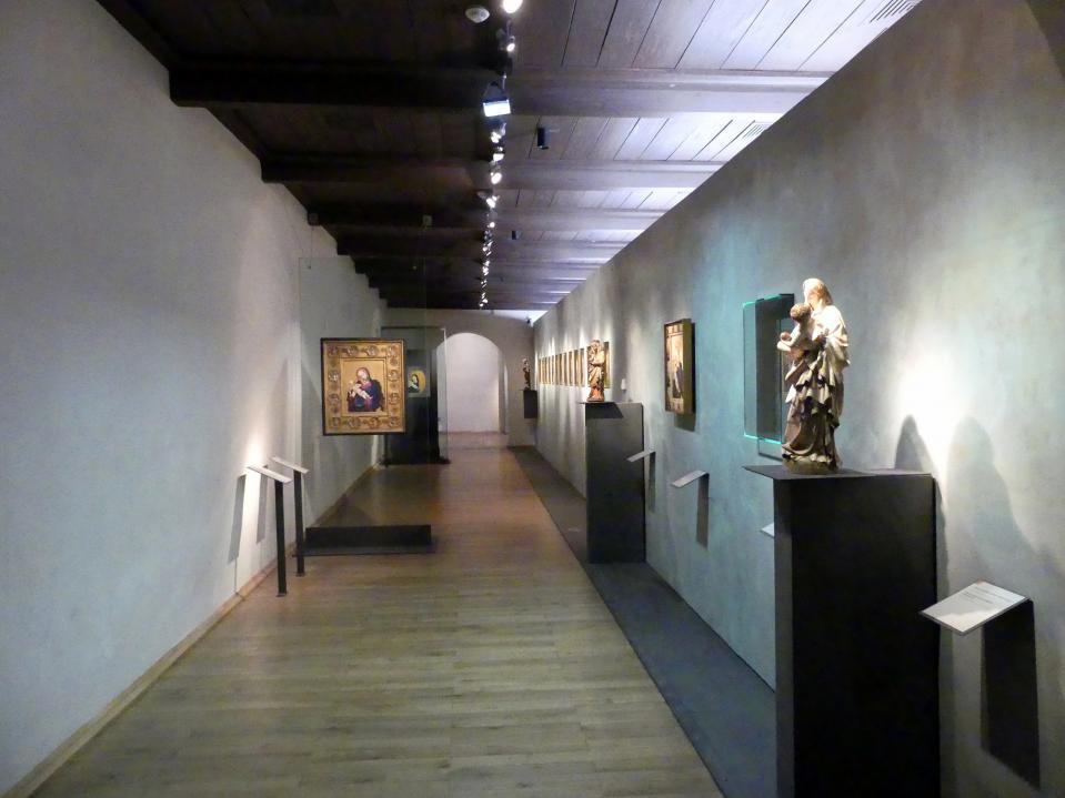Prag, Nationalgalerie im Agneskloster, Saal G