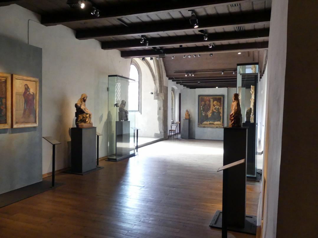 Prag, Nationalgalerie im Agneskloster, Saal H