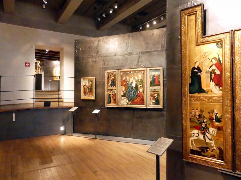 Prag, Nationalgalerie im Agneskloster, Saal K