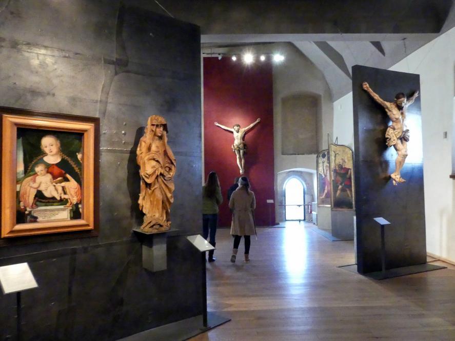 Prag, Nationalgalerie im Agneskloster, Saal L