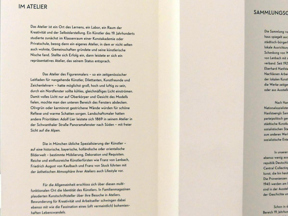 München, Lenbachhaus, Saal 19, Bild 3/4