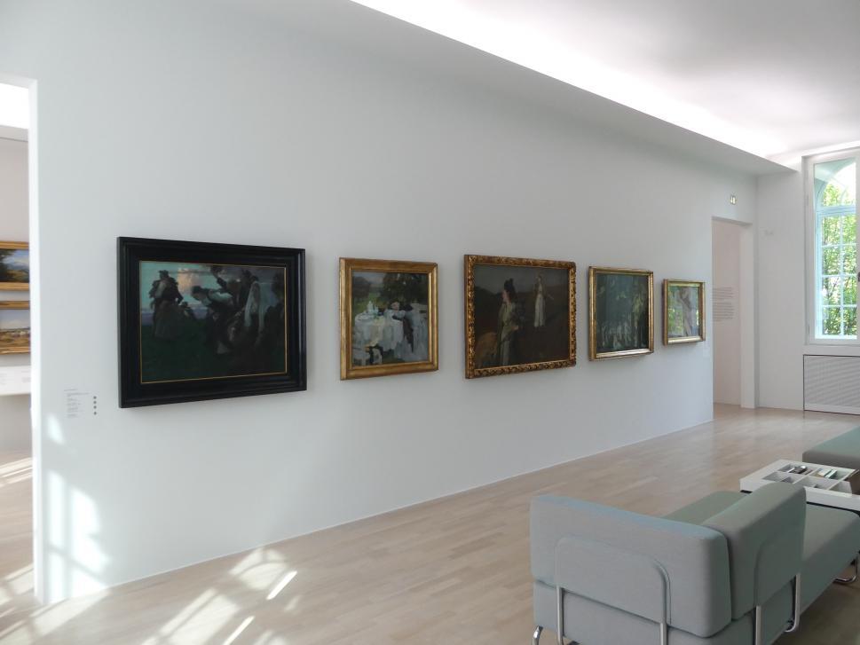 München, Lenbachhaus, Saal 24, Bild 1/14