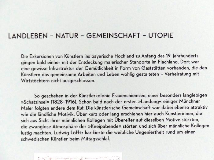 München, Lenbachhaus, Saal 24, Bild 3/14
