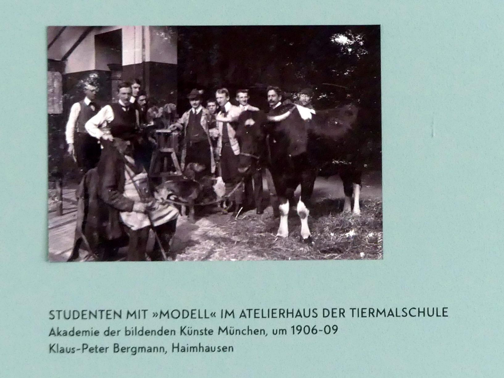 München, Lenbachhaus, Saal 24, Bild 10/14