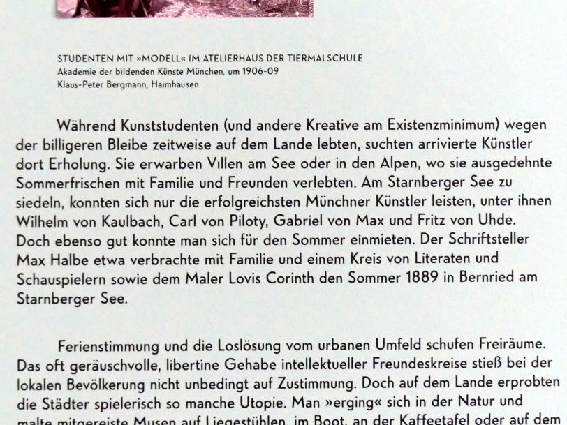 München, Lenbachhaus, Saal 24, Bild 11/14