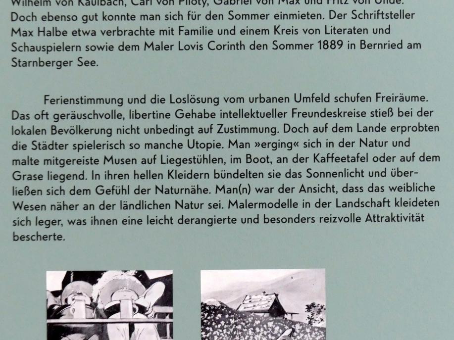 München, Lenbachhaus, Saal 24, Bild 12/14