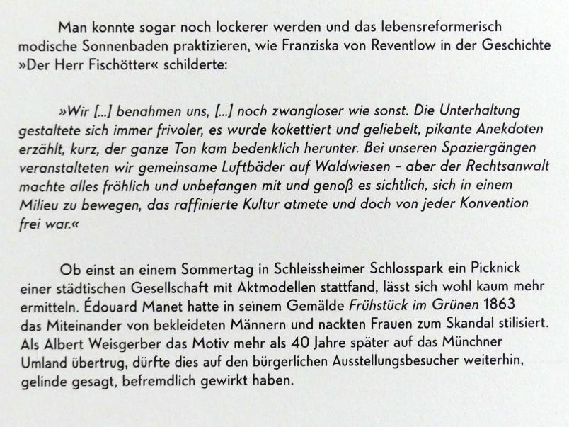 München, Lenbachhaus, Saal 24, Bild 14/14