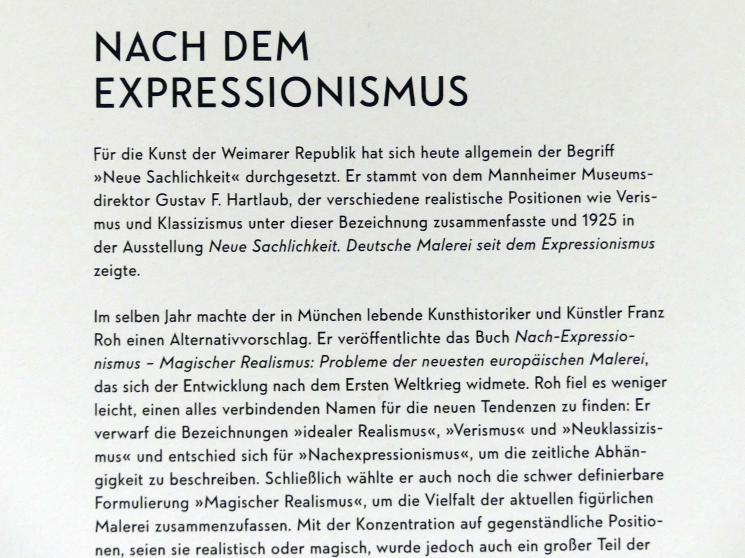 München, Lenbachhaus, Saal 28, Bild 4/5