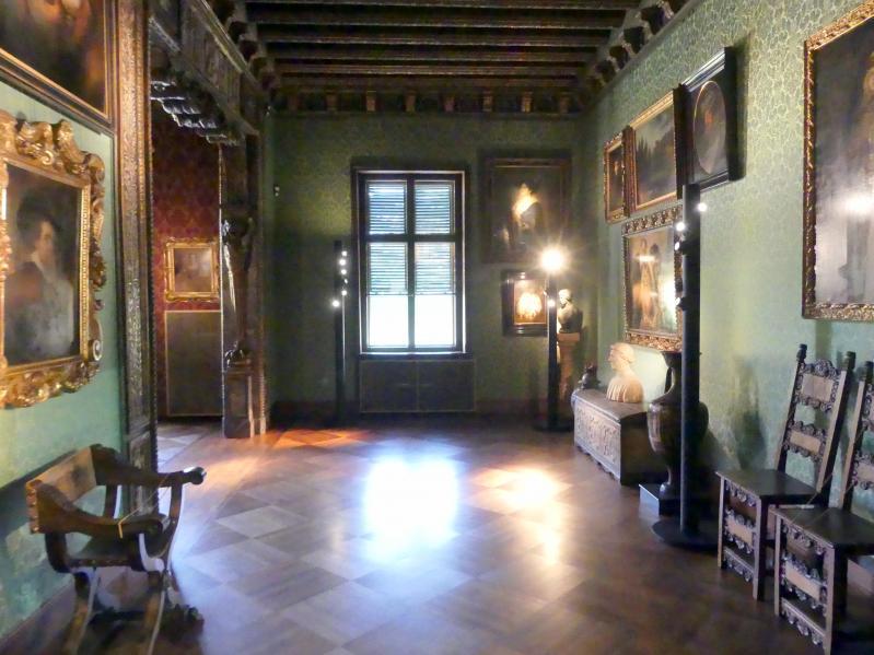 München, Lenbachhaus, Villa - Saal 6