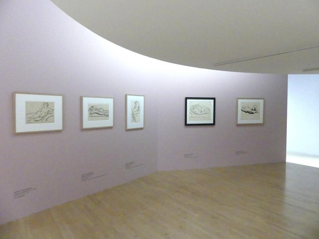 """München, Lenbachhaus, Kunstbau, Ausstellung """"Lebensmenschen"""" vom 22.10.2019-16.2.2020, München, Murnau, Oberstdorf, 1908-1913, Bild 1/17"""