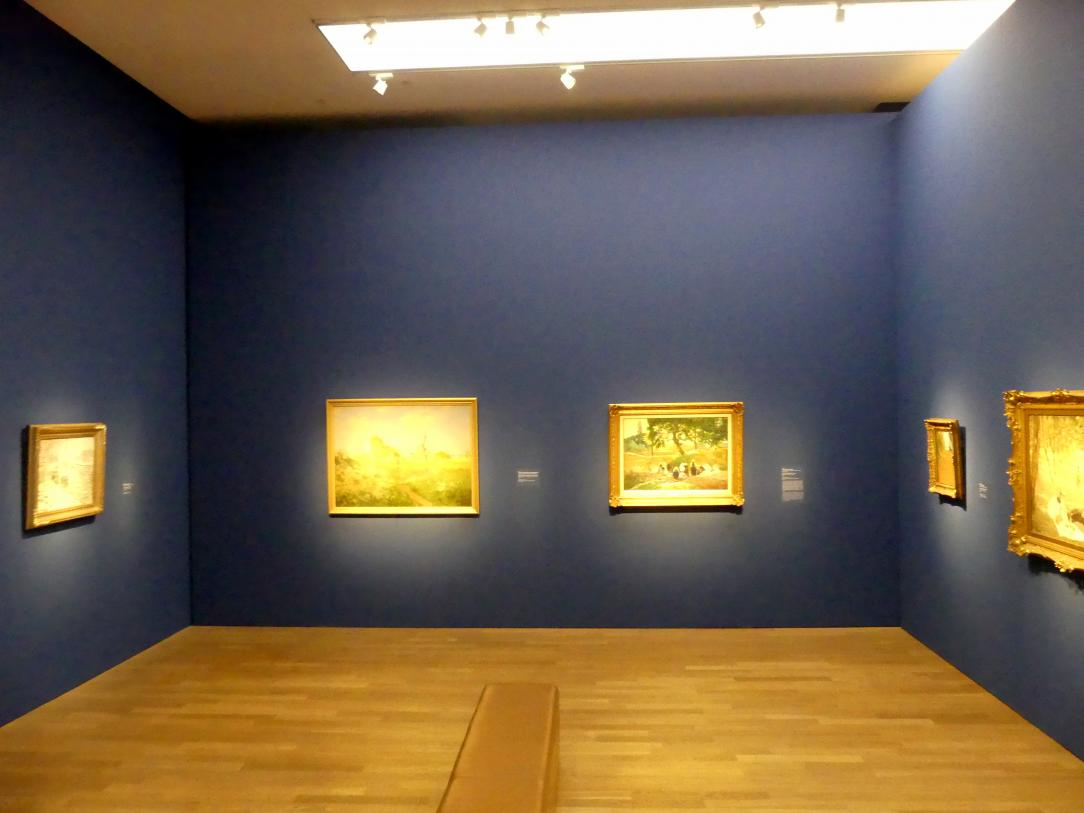 """München, Kunsthalle, Ausstellung """"Kanada und der Impressionismus"""" vom 19.7.-17.11.2019, Auf dem Land, Bild 2/6"""