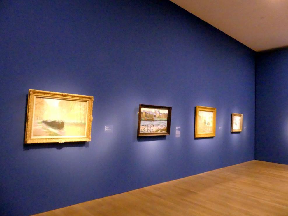 """München, Kunsthalle, Ausstellung """"Kanada und der Impressionismus"""" vom 19.7.-17.11.2019, Auf dem Land, Bild 3/6"""