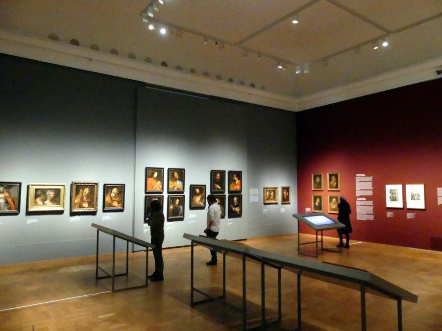"""München, Alte Pinakothek, Ausstellung """"Van Dyck"""" vom 25.10.2019-2.2.2020, Die Anfänge - 3"""