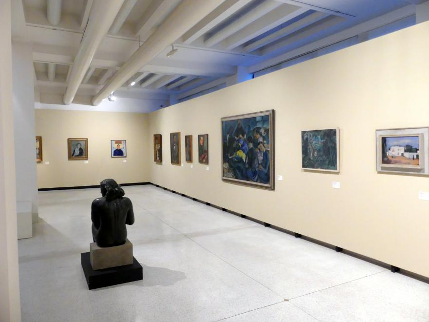 Prag, Nationalgalerie im Messepalast, 1918-1939, Saal 12, Bild 4/4