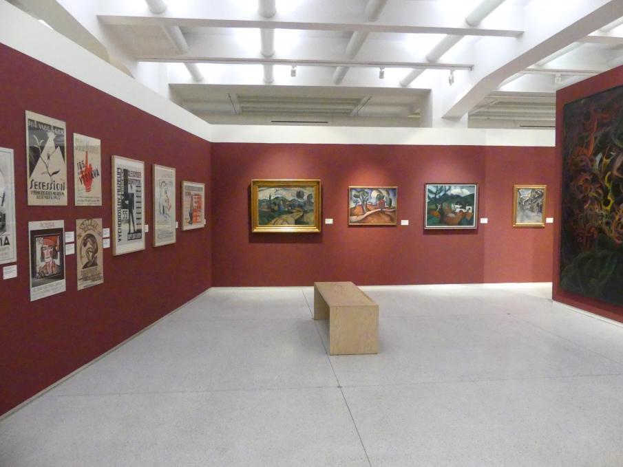 Prag, Nationalgalerie im Messepalast, 1918-1939, Saal 17, Bild 2/19