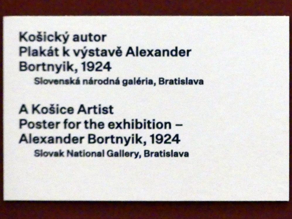 Prag, Nationalgalerie im Messepalast, 1918-1939, Saal 17, Bild 14/19