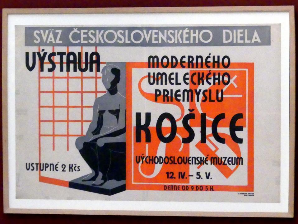 Prag, Nationalgalerie im Messepalast, 1918-1939, Saal 17, Bild 19/19