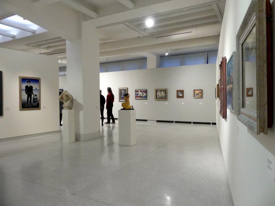 Prag, Nationalgalerie im Messepalast, 1918-1939, Saal 3, Bild 2/7