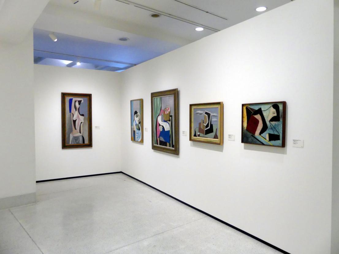 Prag, Nationalgalerie im Messepalast, 1918-1939, Saal 8, Bild 8/14