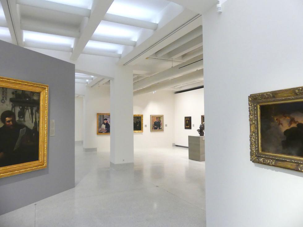 Prag, Nationalgalerie im Messepalast, Das lange Jahrhundert, Saal 1, Bild 1/2
